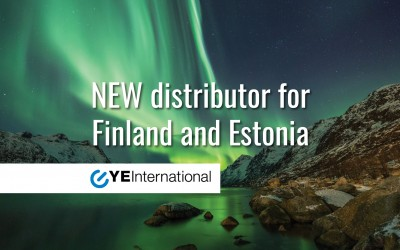 YE International - New distributor for Finland and Estonia