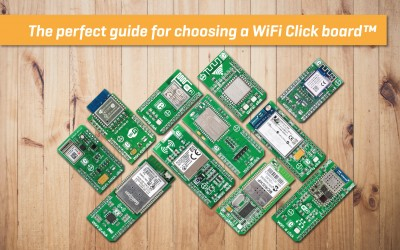 WiFi Click boards - the best guide for choosing the right one
