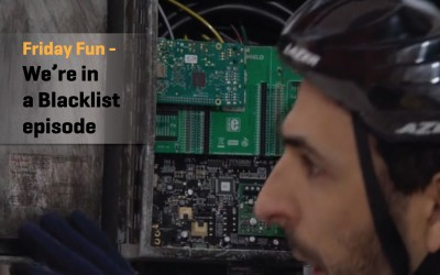 Friday Fun: We're in a Blacklist episode