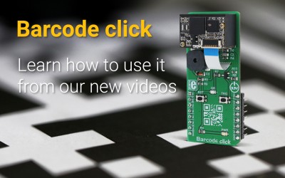 Barcode click - learn how to use it from our new videos