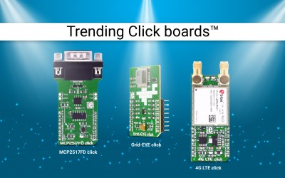 Trending Click boards™ - the ones you need to check out now