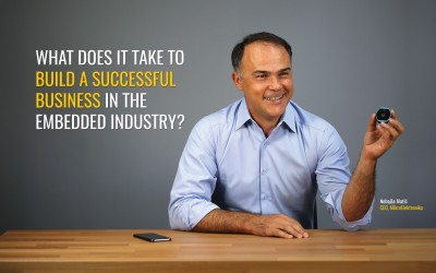 What does it take to build a successful business?