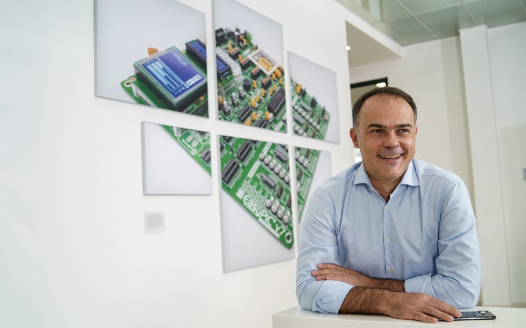 A journey from one man's idea to a global renown company