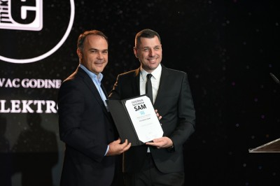 MikroE has won the Employer of the Year 2018 award