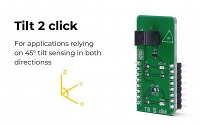 Tilt 2 click — the joy of joysticks