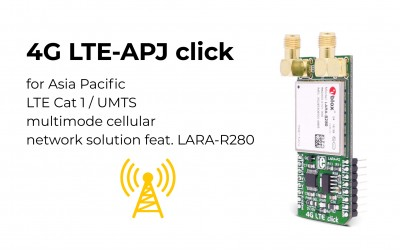 4G LTE-APJ click for Asia Pacific is here