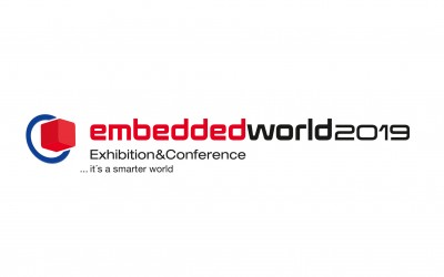 Embedded World 2019 – don't miss the opportunity to put your hands first on our