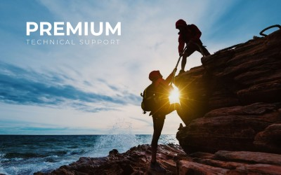 Introducing Premium Technical Support