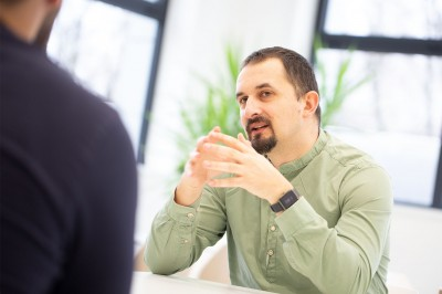IoT will grow by multiple collaboration of a large number of stakeholders, says Ivan Rajkovic, Head of Software at Mikroe