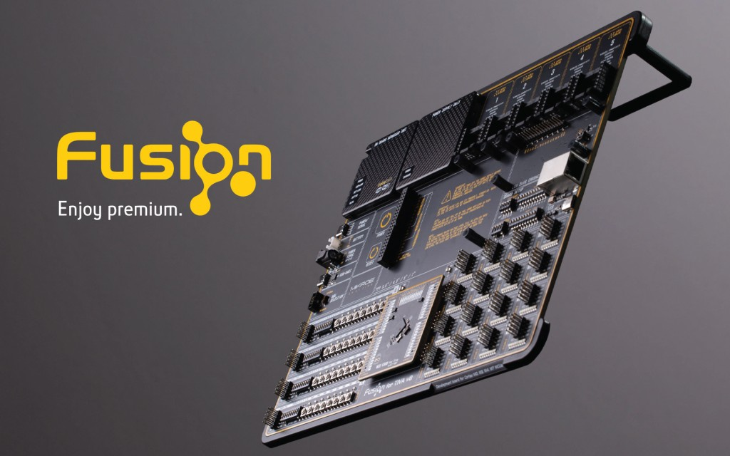 Fusion for TIVA v8 Development board