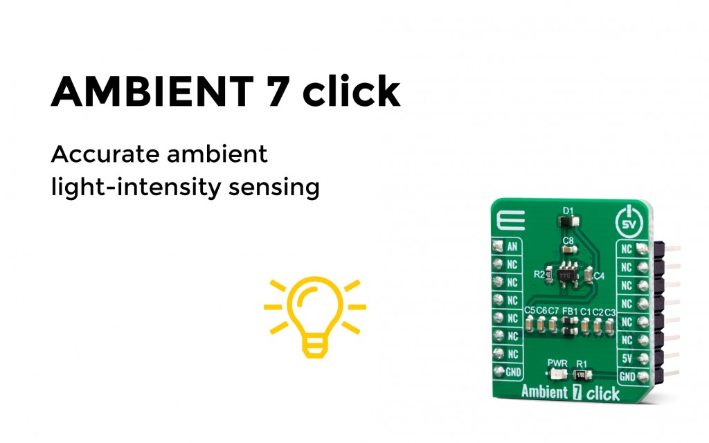 Accurate ambient light-intensity sensing