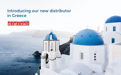 Introducing our new distributor in Greece