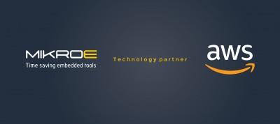 Mikroe – technology partner for AWS Cloud services