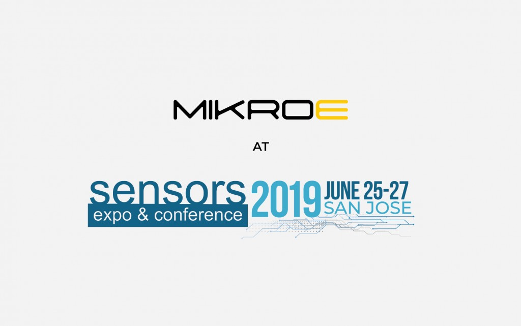 Mikroe at Sensor Expo & Conference