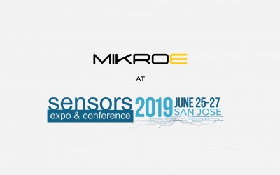 Mikroe at Sensor Expo & Conference