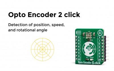 Opto Encoder 2 click