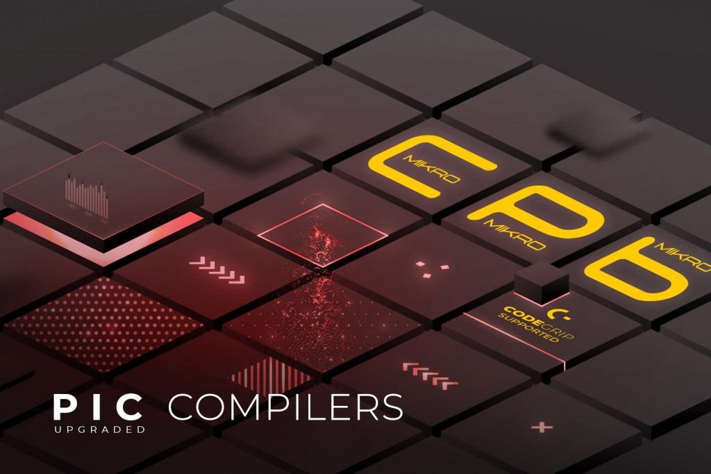 PIC compilers v7.5.0 is available!