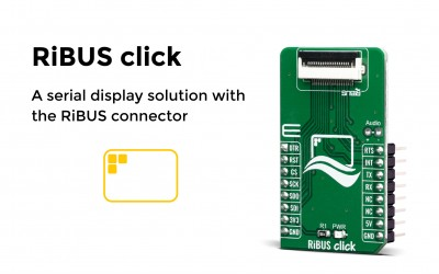 RiBUS click - one display adapter to rule them all