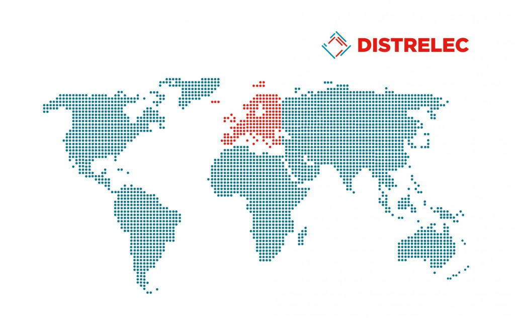 Introducing our new distributor in Europe – Distrelec