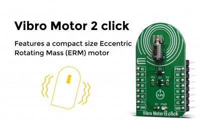 Vibro Motor 2 Click