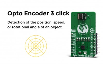 Opto Encoder 3 click is here!