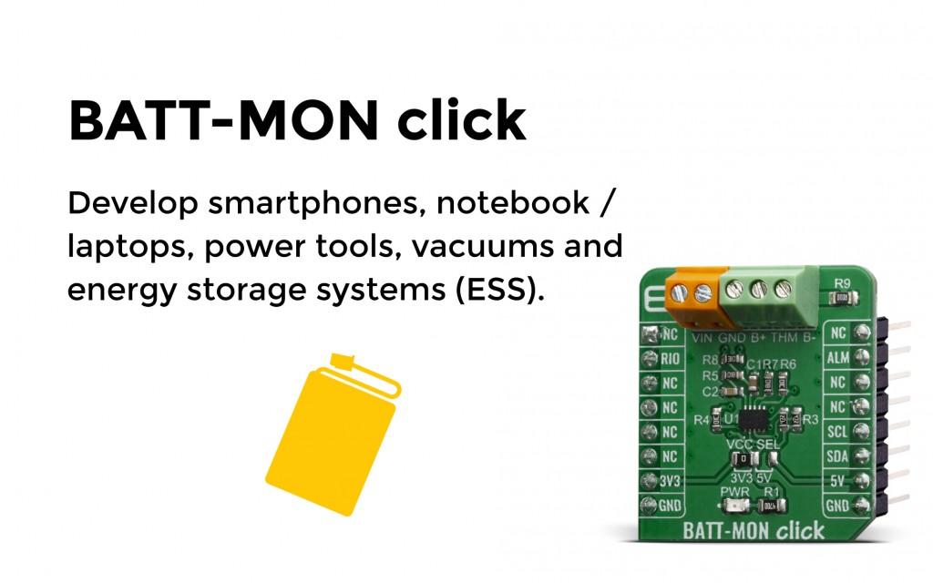 BATT-MON click