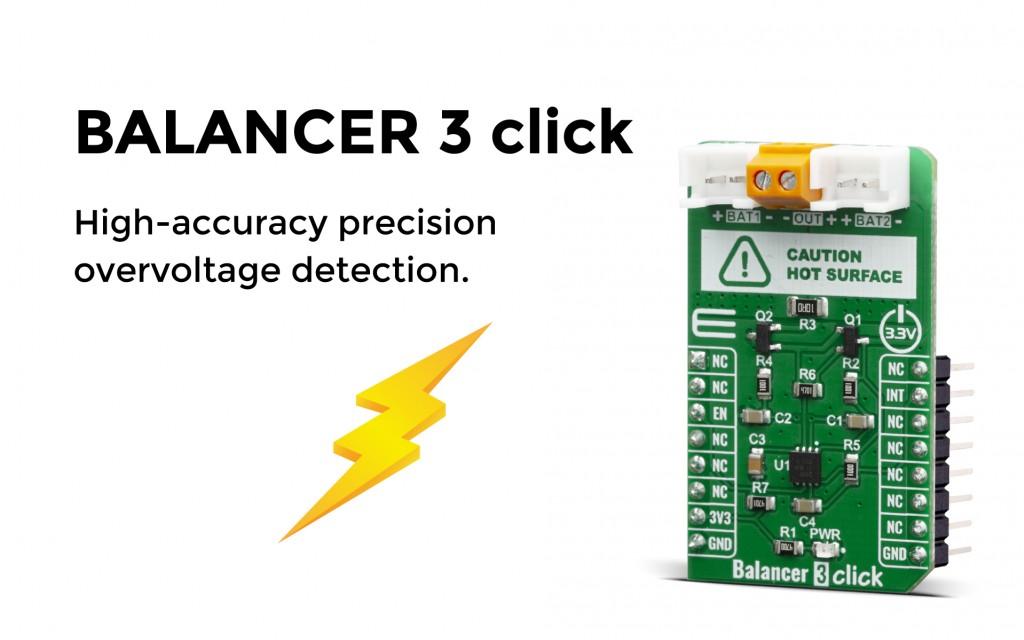 Balancer 3 click