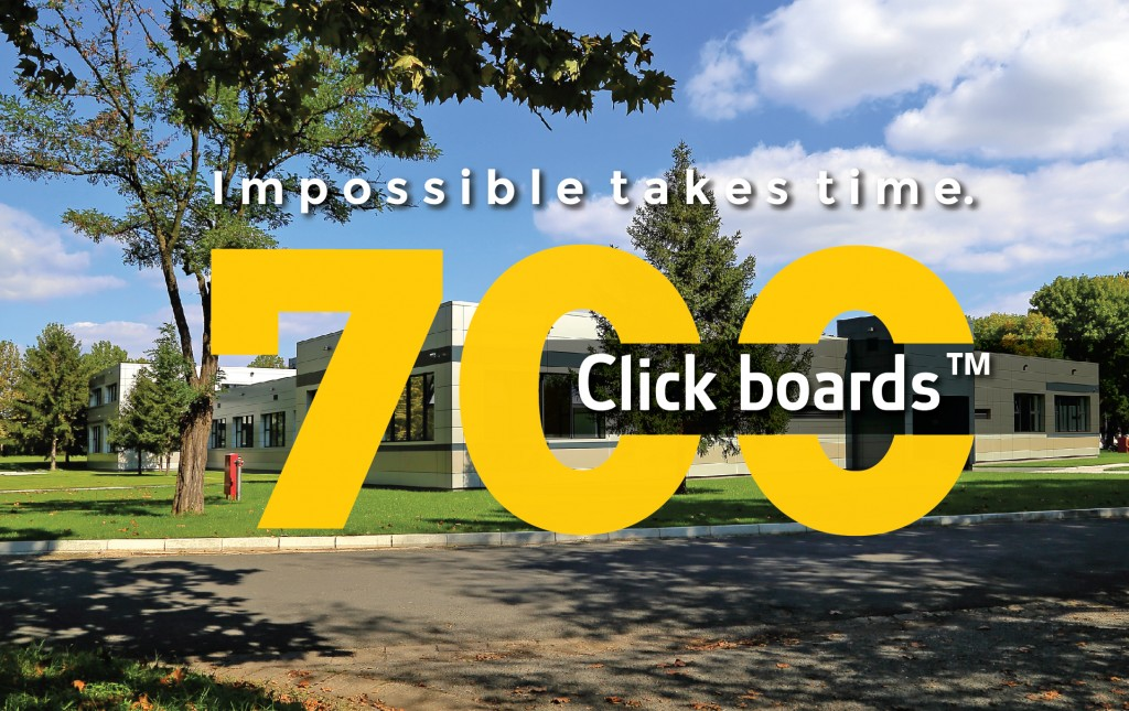 We proudly announce that our 700th Click board™ is here!