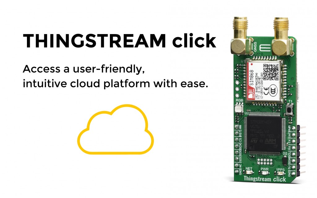 Thingstream click