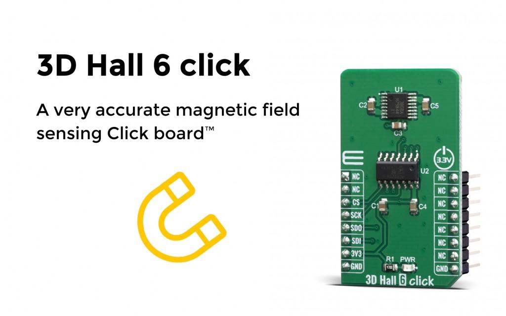 3D Hall 6 click