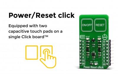 Power Reset click