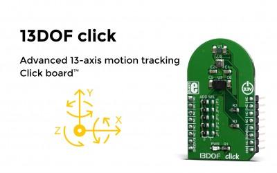 13DOF click