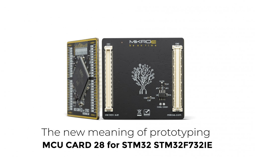 MCU Card 28 for STM32