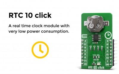 RTC 10 click
