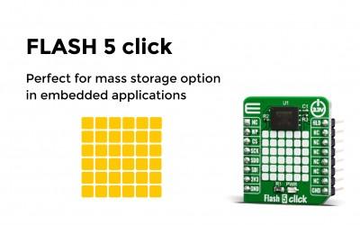 Flash 5 click