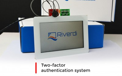 Two-factor authentication system