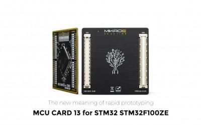 MCU Card 13 for STM32 STM32F100ZE