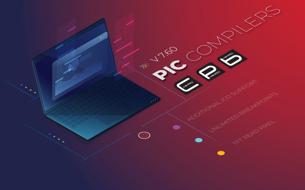 PIC compilers v7.6.0 are available!