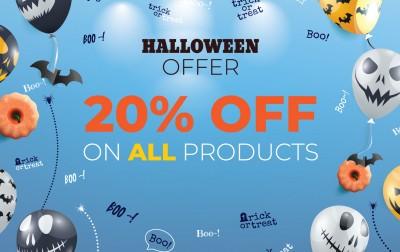 Special Halloween offer! :)