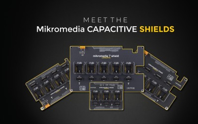 Mikromedia Capacitive Shields