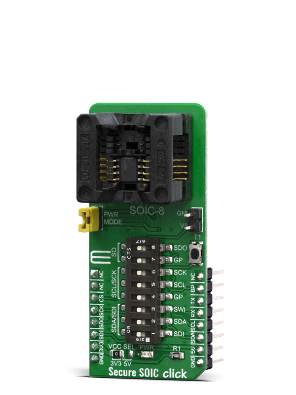Secure SOIC click