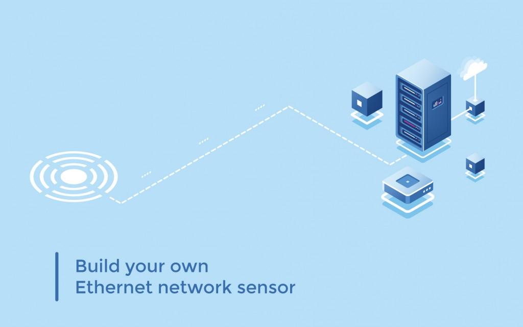 Build your own Ethernet network sensor