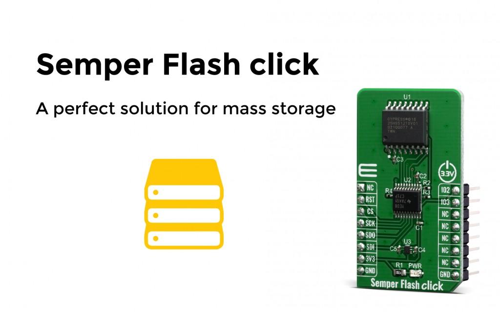 Semper Flash click