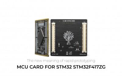 MCU Card for STM32 STM32F417ZG