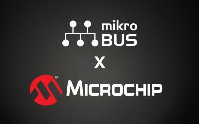 mikroBUS™ x Microchip