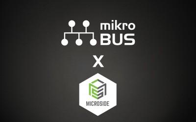 Microside adapts mikroBUS™