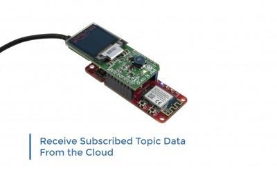 Receive Cloud data