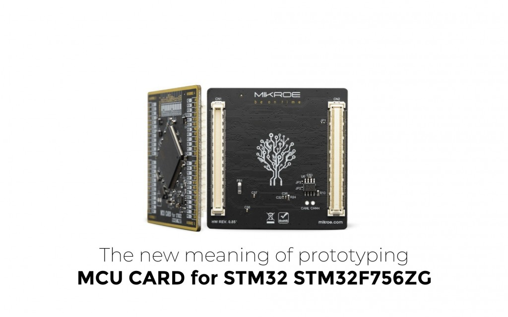 MCU Card for STM32