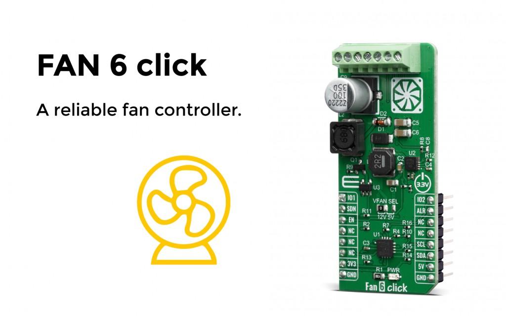 Fan 6 click