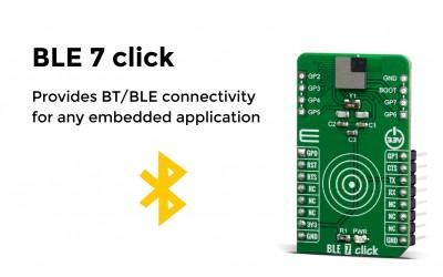 BLE 7 click